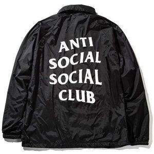 c783be628f78 Anti Social Social Club Jackets   Coats